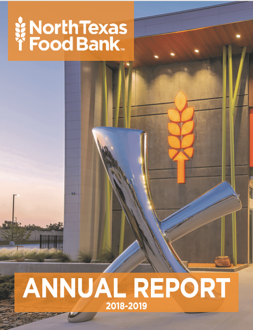2019 Annual Report Front Cover