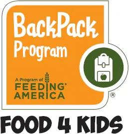 Food 4 Kids Logo