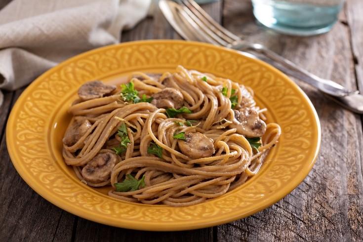 Whole Grain Pasta Dish