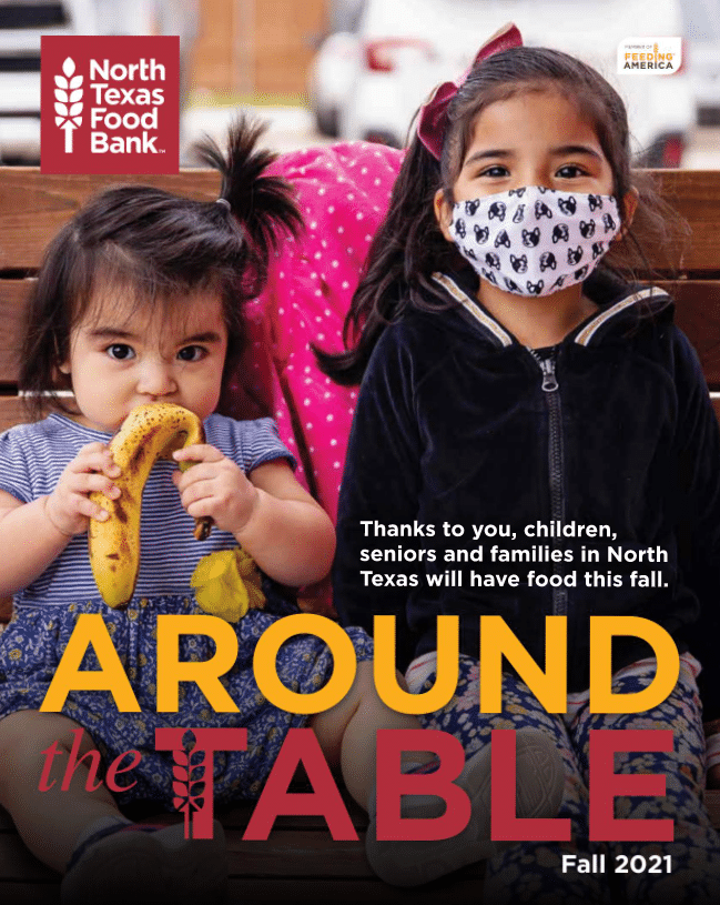 Around The Table Fall 2021 Cover