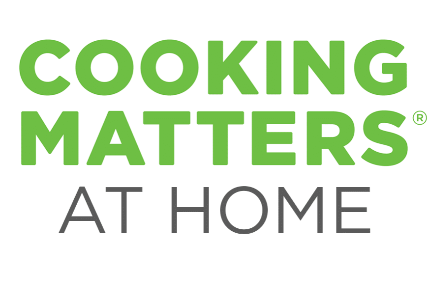 Cooking Matters At Home Logo For Web