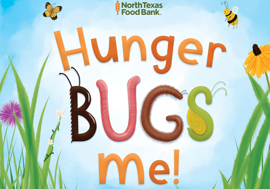 Hunger Bugs Me Event Tile